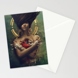 Inner Sanctuary Stationery Cards