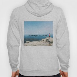 recovery is real Hoody