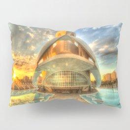 Opera Sunset Pillow Sham