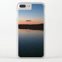 Archipelago Baltic sea 8 Clear iPhone Case