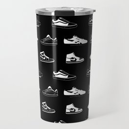 Black Sneaker Travel Mug