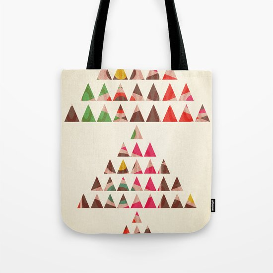 There Will Always Be Mountains To Climb Tote Bag