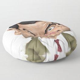 Mr. Bean Floor Pillow