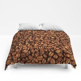 Roasted coffee Comforters