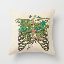 Daydreamer Vintage Throw Pillow