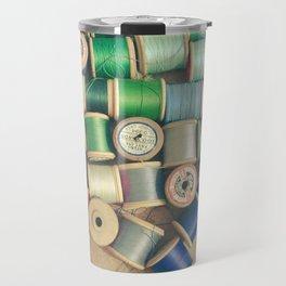 Cotton Reels Travel Mug