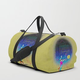 Make your own kind of music! Duffle Bag