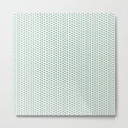 camaleonte Metal Print