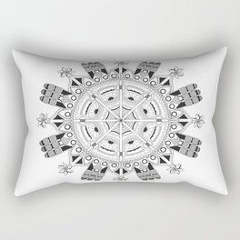 Achronos Rectangular Pillow