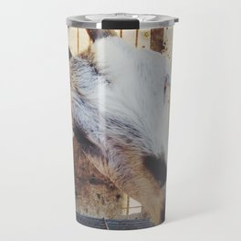 mama goat Travel Mug