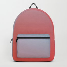 ALL GOOD THINGS - Minimal Plain Soft Mood Color Blend Prints Backpack