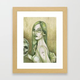 Industrial. Framed Art Print