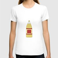 oz T-shirts featuring 40 oz by Skyler Kitts
