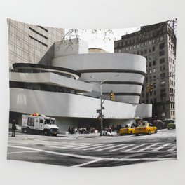 Guggenheim | Frank Gehry | architect Wall Tapestry