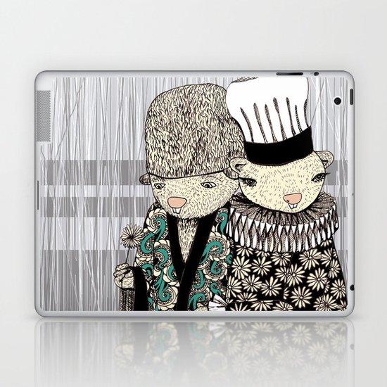 Happy when it rains Laptop & iPad Skin