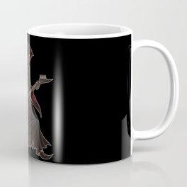 Grim Reaper Guitarist | Heavy Metal Festival Music Coffee Mug