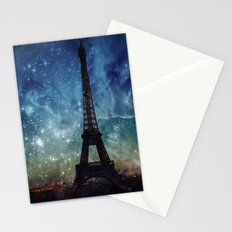 Cosmic Tower II Stationery Cards