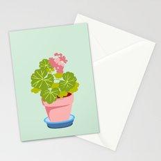 Geranium #2 Stationery Cards