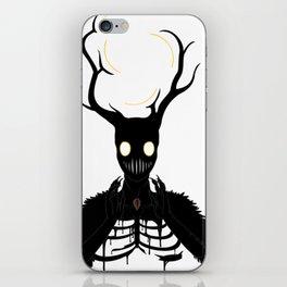 The Fallen Beast iPhone Skin