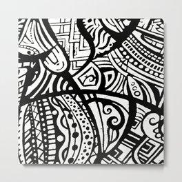 Abstractish 1  Metal Print
