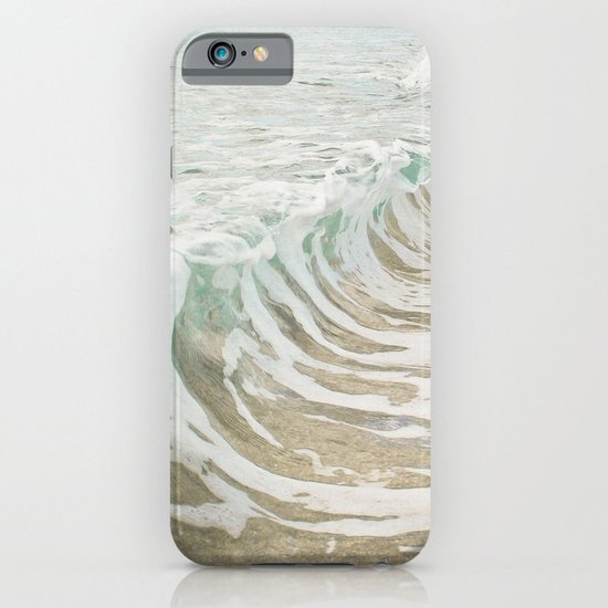 Sea Foam iPhone & iPod Case