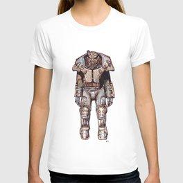 X-01 Power Armour T-shirt