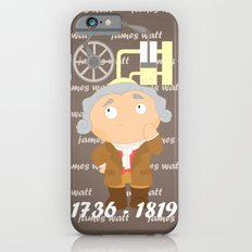 James Watt iPhone 6s Slim Case
