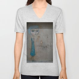 Marcescent Unisex V-Neck