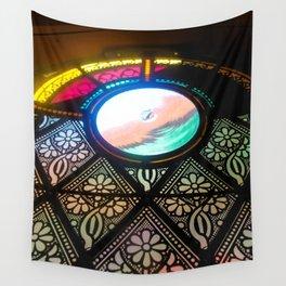 Ornate Window Wall Tapestry