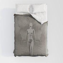Silver Leaf Fairy Comforters