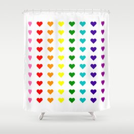 Love is love / Amor es amor Shower Curtain