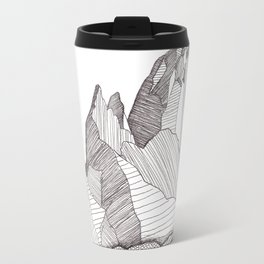 Patterns on Patagonia Travel Mug