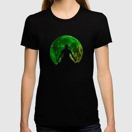 Anime Manga Zoro Moon Shirt T-shirt