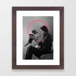 A semblance of hope Framed Art Print