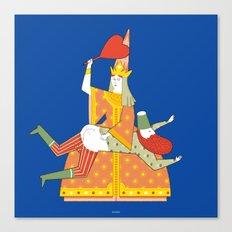 ZACARANDASCA Canvas Print