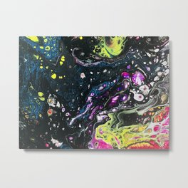 Space Metal Print