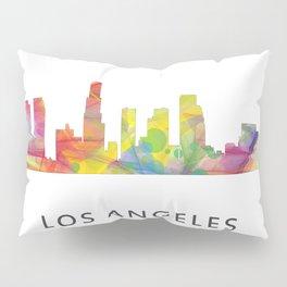 Los Angeles, California Skyline WB1 Pillow Sham