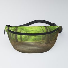 Walk in the forest Fanny Pack