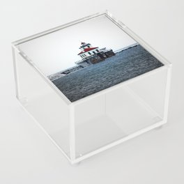 Oswego Lighthouse Acrylic Box