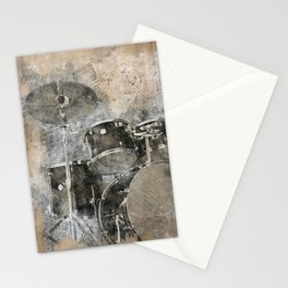 Sounds of music. Installing the Drum. Stationery Cards