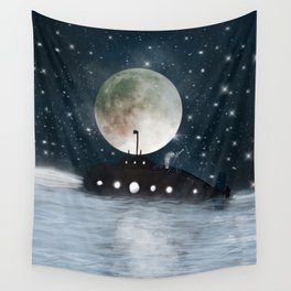 the astrologer Wall Tapestry