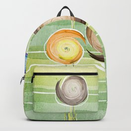 Blooms festival (of flowers and feelings) Backpack