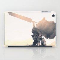 berserk iPad Cases featuring Berzerk by Elena Gianniki