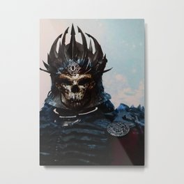 The Witcher: Eredin, the King of the Wild Hunt Metal Print