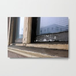 By The Freeway Metal Print