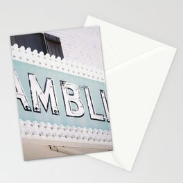 Gambler Stationery Cards