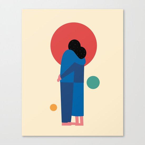 A Moment Canvas Print