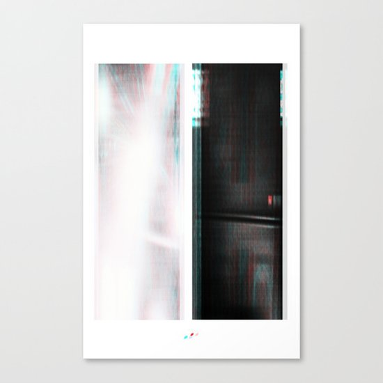 Lights & Speakers (Party Monster) Canvas Print