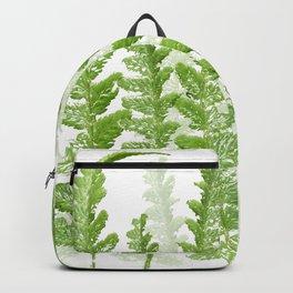 Green Fern Group Backpack