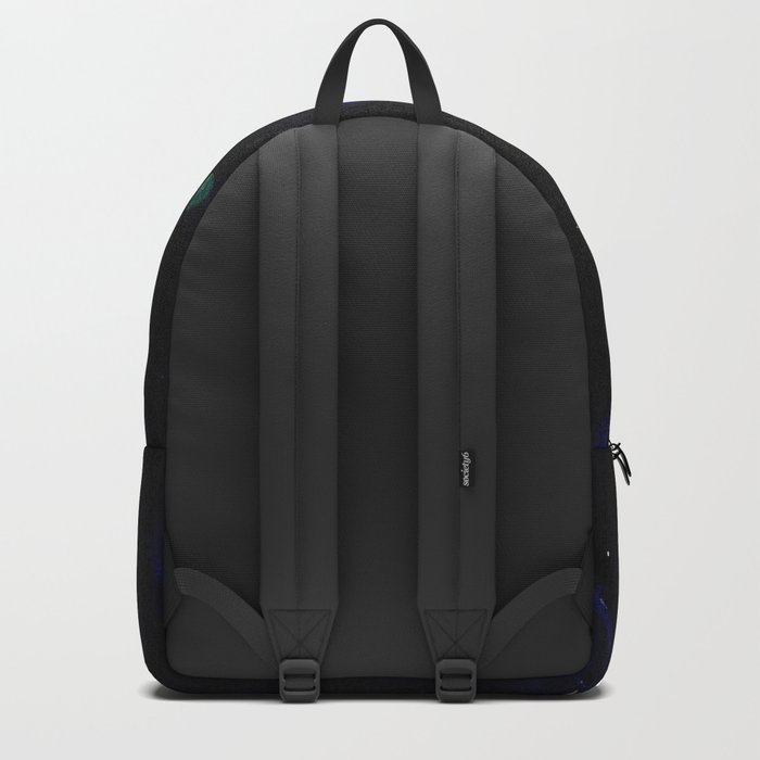 color galaxi Backpack